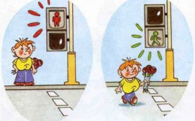 Обучение безопасному поведению на дороге – с раннего возраста