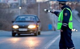 Дорожные полицейские устроят в Смоленске сплошные проверки