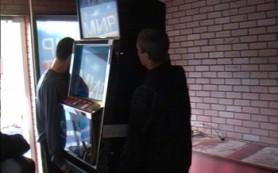 На Колхозной площади изъяли 18 игровых автоматов