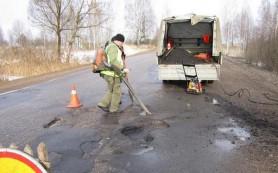 7 крупных смоленских дорог подлатают