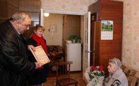 Ветеранам Смоленска вручают медали