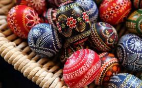 Смоляне посоревнуются в росписи пасхальных яиц