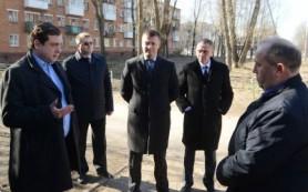 Рабочая поездка Губернатора по городу Смоленску