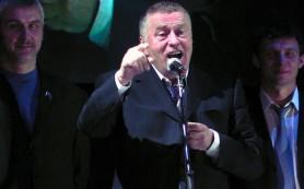 Жириновский возглавит список ЛДПР на выборах в Смоленский горсовет