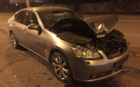 В Смоленске пытаются найти водителя иномарки, насмерть сбившего девушку на пешеходном переходе