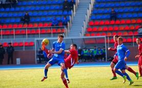 Смоленские футболисты победили в предсезонном турнире