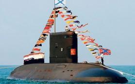 Дню моряка-подводника посвящается