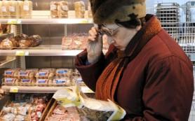 В Смоленске «замороженные» цены на продукты – очень даже горячие