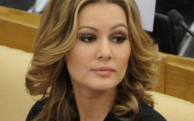 Актриса Мария Кожевникова посадит сирень в Реадовке