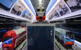 Поезд-музей дважды остановится в Смоленске