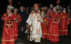 В Смоленск привезут благодатный огонь