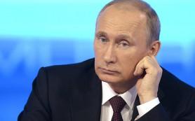 Прямая линия с Путиным пройдет 16 апреля