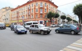 На майские праздники движение транспорта в Смоленске будет ограничено