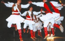 Смолян закружил «Славянский хоровод»