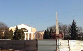 Памятник на площади Победы в Смоленске откроют 8 мая