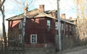 В центре Смоленска появился «барачный остров»