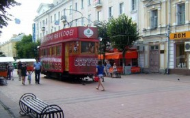 В Смоленске может появиться ретро-трамвай