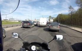 На Смоленщине открыт сезон двухколесного транспорта: первые жертвы