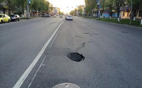 Двое велосипедистов из Смоленска поплатились за свою неосторожность на дороге