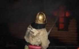 Короткое замыкание: под Вязьмой сгорел продуктовый магазин