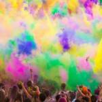 В Смоленске пройдет второй фестиваль красок Холи