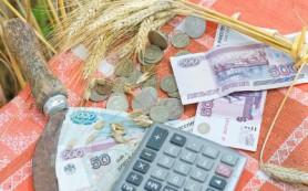 Чиновники передали аграриям лишь четверть средств господдержки