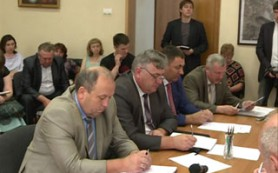 В администрации Смоленска вводят персональную ответственность чиновников за порядок на курируемых территориях