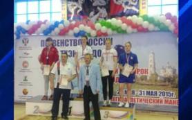 Смоленские спортсмены стали чемпионами ЦФО по тхэквондо