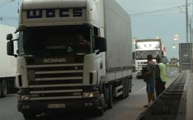 В Смоленскую область запрещен ввоз ягод и фруктов из Белоруссии