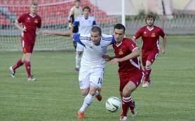 Смоленский «Днепр» в контрольном матче уступил тверской «Волге»