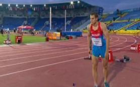 Смоленский легкоатлет Алексей Федоров показал не лучший результат на универсиаде в Южной Корее
