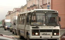 Проезд в двух смоленских маршрутках стал на рубль дешевле