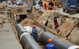 Отсутствием горячей воды в Смоленске займётся Правительство России