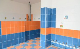 В Смоленской области ремонтируют детский сад «Крепыш»