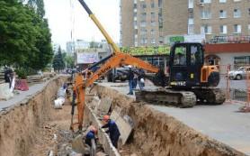 Ремонт теплосети на улице 25 Сентября обойдется в 30 миллионов рублей