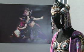 В Смоленском КВЦ открылась выставка, предоставленная музеем Государственного академического Большого театра России