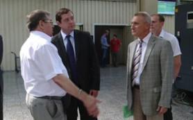 Глава региона посетил Смоленский авиационный завод
