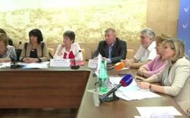 Общероссийский народный фронт подключился к решению проблемы закрытия школы в Шумячском районе