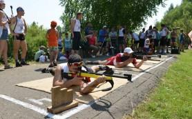 Первенство ЦФО по летнему биатлону стартовало в Смоленске