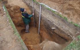 Строительство бани в Смоленске обернулось сенсационным открытием для археологов
