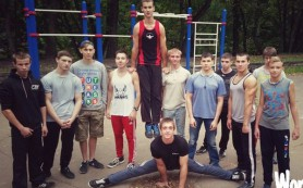 В Смоленске в Лопатинском саду пройдут соревнования по воркауту