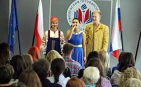 Польские студенты и преподаватели приехали в Смоленск