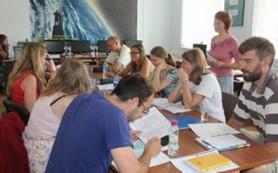 В Смоленске проходит Летняя школа для студентов из Германии