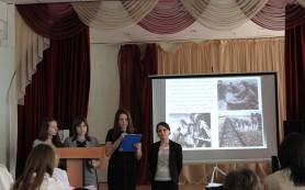 Смоленские студенты приняли участие в квесте, посвящённом окончанию Второй мировой войны