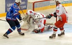 В Смоленске открылся хоккейный сезон.