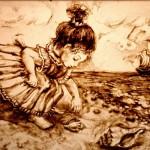 В Смоленске горожан научат рисовать песком