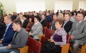 В Смоленске состоялось чествование лучших работников транспортной отрасли