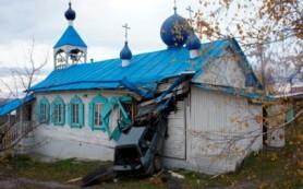 В Починковском районе ограбили церковь