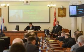 В Смоленской области переселение граждан из ветхого и аварийного жилья относится к числу приоритетных задач