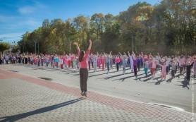 В Смоленске прошел День открытых дверей смоленских спортивных школ